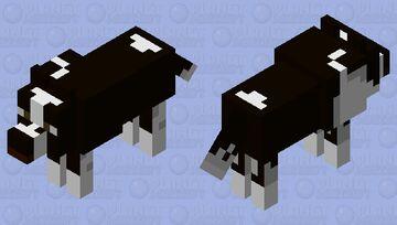 Dog 1 Minecraft Mob Skin