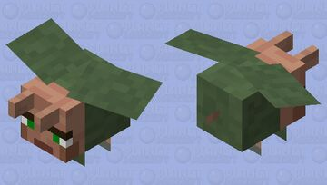 It's About Sending a Message. Not to a specific person, but to everybody. Minecraft Mob Skin