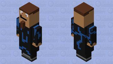 The Majik man come for da candy Minecraft Mob Skin