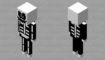 Skid of spookymonth Minecraft Mob Skin