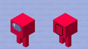 strider actin sus Minecraft Mob Skin