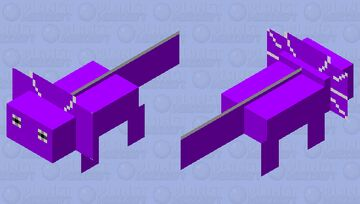 This is……. BEAUTIFUL Minecraft Mob Skin