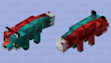Wartfox Minecraft Mob Skin