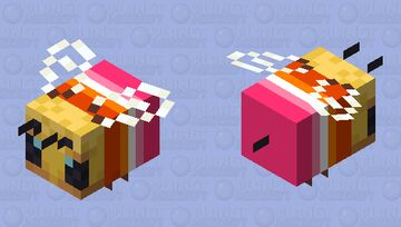 les-bee-an Minecraft Mob Skin