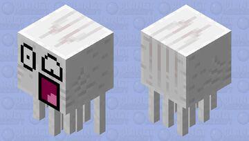 Epic Ghast wtf Minecraft Mob Skin
