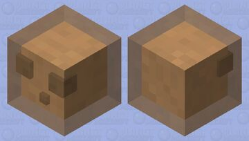 sand slime :) Minecraft Mob Skin