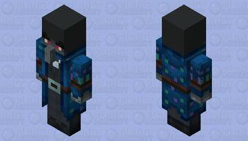 The Illusioner Level1 (Final Version) Minecraft Mob Skin