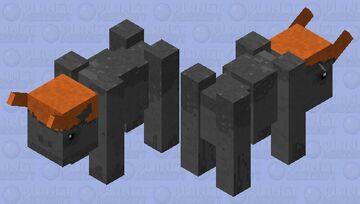 Erumpent (Harry Potter, Fantastic Beasts) Minecraft Mob Skin