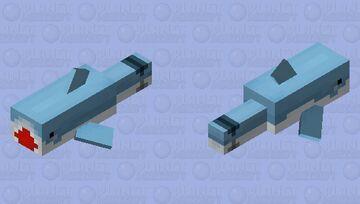 Shark Tank :D Minecraft Mob Skin