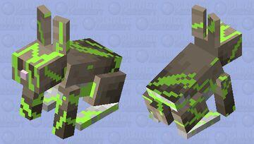 slimy rabbit Minecraft Mob Skin