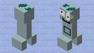 Big Tum Minecraft Mob Skin