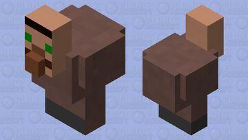 Chicken Villager Minecraft Mob Skin