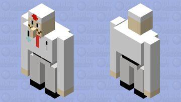 Doctor Minecraft Mob Skin