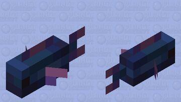 Kish Minecraft Mob Skin