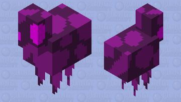 Void nugget - Mysteries of the void Minecraft Mob Skin