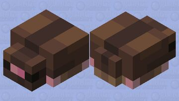 Wasabi the Hamster | 🐀 Minecraft Mob Skin