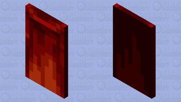 Default Cape Minecraft Mob Skin