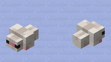 Sushi the Hamster | 🐁 Minecraft Mob Skin