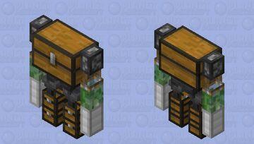 The Item Sorter Minecraft Mob Skin