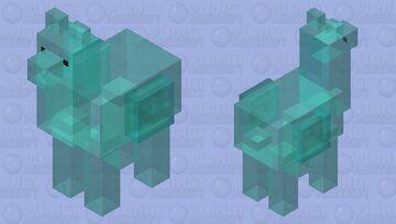 ghost Loma Minecraft Mob Skin