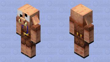 NOOB!!! piglin Minecraft Mob Skin