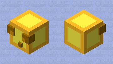 sunshine slime or honey slime? Minecraft Mob Skin