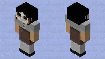 The Bullies (Little Nightmares) Minecraft Mob Skin