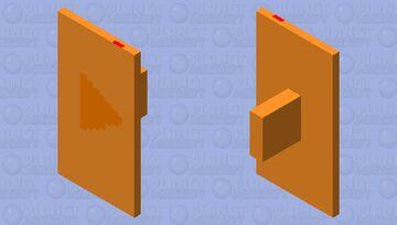 golden play sheild Minecraft Mob Skin