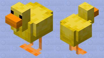 peeper Minecraft Mob Skin