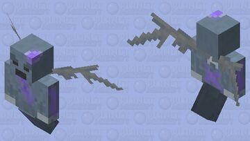 Undead Vex Minecraft Mob Skin