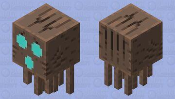 The phantom of soul valley (version 2) Minecraft Mob Skin