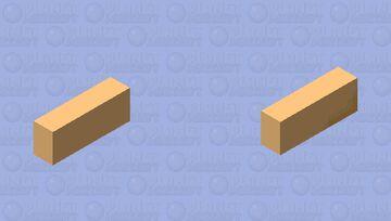 Bread Minecraft Mob Skin