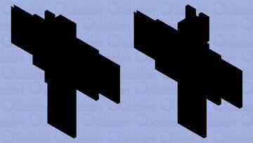 batman Minecraft Mob Skin