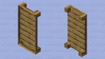 Wooden Table Minecraft Mob Skin