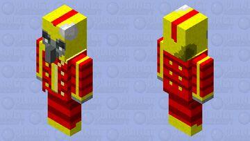 Elite Vindicator Minecraft Mob Skin