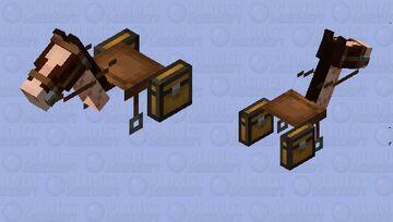 Stick Horse Minecraft Mob Skin