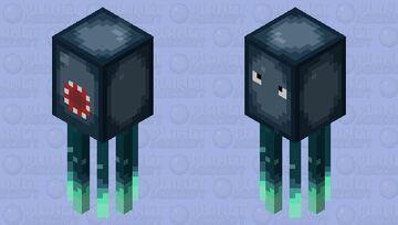 nah pal squids were always this stupid Minecraft Mob Skin