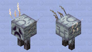 Soulsand Valley Strider Minecraft Mob Skin