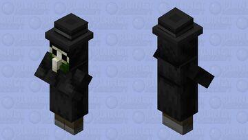 Plague doctor Minecraft Mob Skin