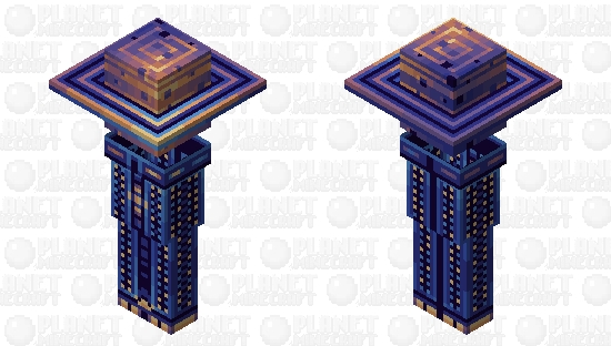 The Planetarian Leisure Centre Minecraft Skin