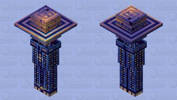 The Planetarian Leisure Centre Minecraft Mob Skin