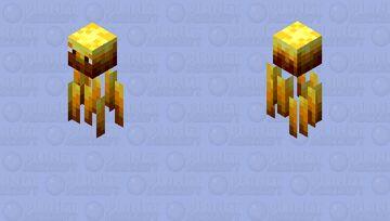 blaze bat Minecraft Mob Skin