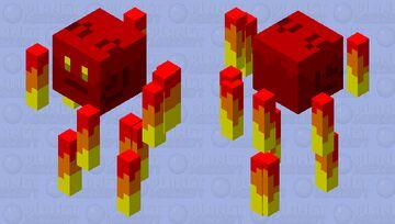 Terraira Imp V2 Minecraft Mob Skin