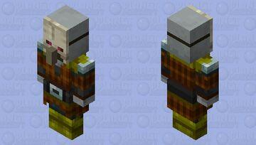 Spooky Pillager (Halloween) Minecraft Mob Skin