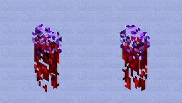 Melted Robot (Java) Minecraft Mob Skin