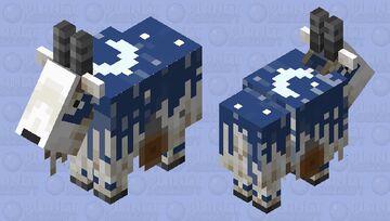 Lunatic Goat Minecraft Mob Skin