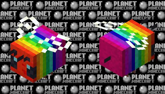 Rainbee Minecraft Skin