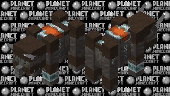 Wooly Mammoth Minecraft Skin