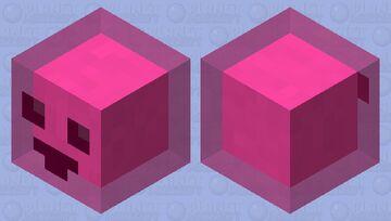 pink slime Minecraft Mob Skin