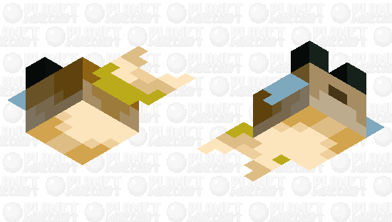 Better Pufferfish Minecraft Skin